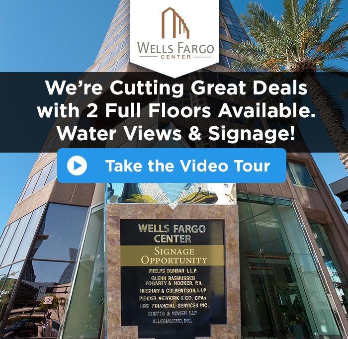 Wells Fargo Center Tampa | Broker Announcement