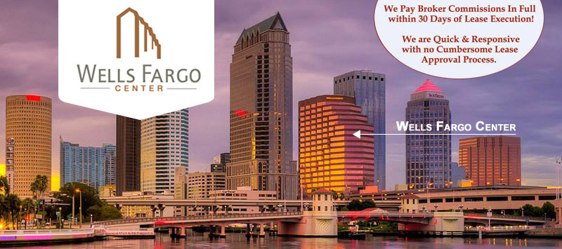 Wells Fargo Center Tampa - Space Availabilities