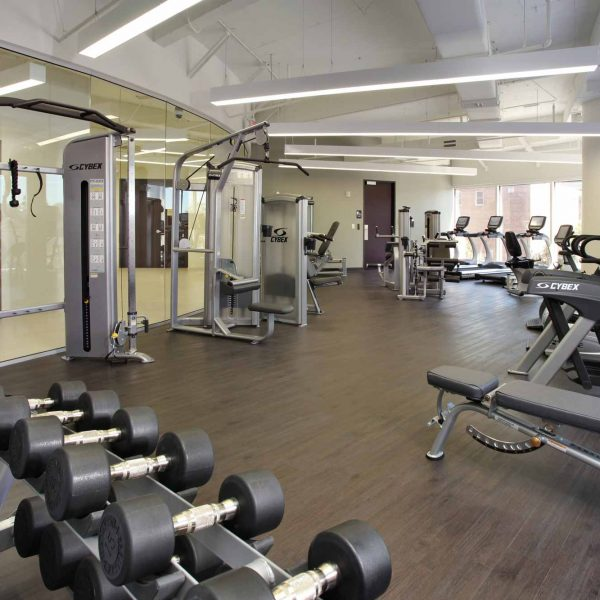 First-Class Fitness Center